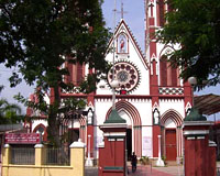 Sacred Heart Church, Pondicherry
